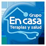 En Casa Salud Logo